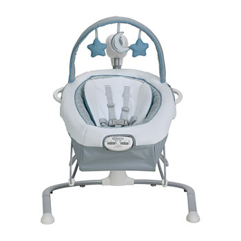 Graco Duet Sway Lx Swing With Portable Bouncer Alden Baby Swing