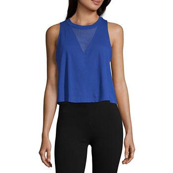 554e44212e90 Tank Tops Activewear for Women - JCPenney