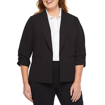 Plus Size Suits, Pant & Skirt Suit Collections - JCPenney