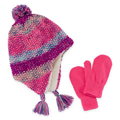 Capelli of N.Y. Cold Weather Set-Toddler Girls