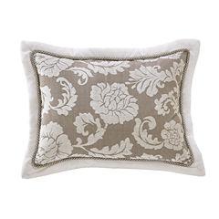 Croscill Classics Anessa 4-pc. Floral Reversible Comforter Set