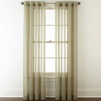 Sheer Curtains Panels Window Sheers
