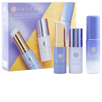 Tatcha Dewy Skin Favorites on the Go