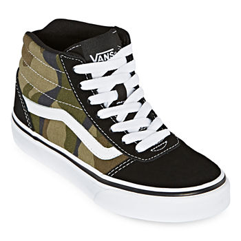 26923a7d Vans Boys Shoes for Shoes - JCPenney
