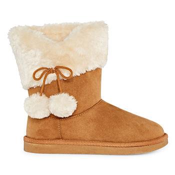 JC Penney: Arizona Little/Big Kid Girls Amber Winter Boots  $9.99