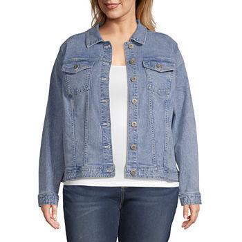 d19faed83 Women's Denim Jackets   Jean Jackets for Women   JCPenney