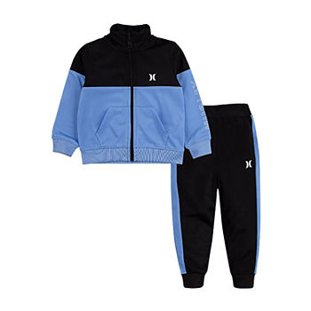 Hurley Little Boys 2-pc. Pant Set