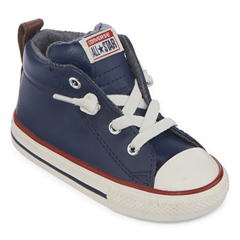 62e9b88395f Converse Chuck Taylor All Star Hi Lace-up Sneakers Toddler Girls. Add To  Cart. Few Left