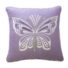 Waverly Ipanema Square Throw Pillow