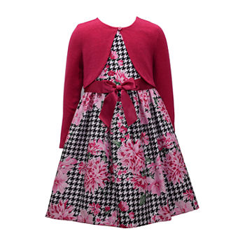 08c5836790d3c Bonnie Jean 2-pc. Jacket Dress Girls