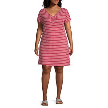 Juniors Plus Size Graduation Dresses for Women - JCPenney