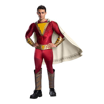 Shazam Grand Heritage Adult Mens Costume Mens Costume