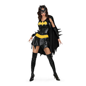 Batgirl Deluxe Adult Costume Womens Costume Womens Costume