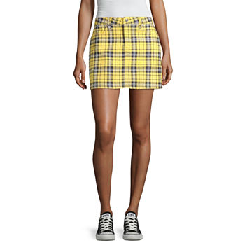 2a33628196 Plaid Skirts for Juniors - JCPenney