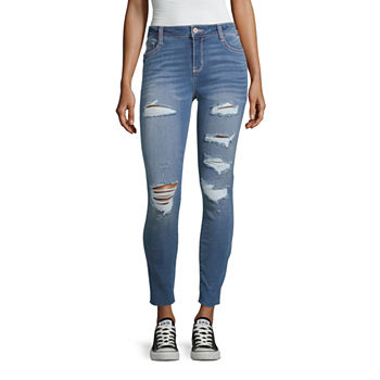 4770b7a51f3745 Arizona Jeggings Jeans for Juniors - JCPenney