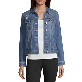 4a77b9192 Women's Denim Jackets | Jean Jackets for Women | JCPenney