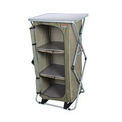 Sierra Single Camp Cupboard Folding Table