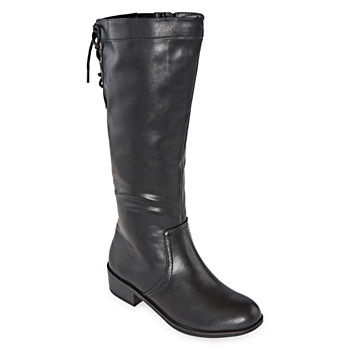 0ed535d85e3 Riding Boots for Women | Leather, Over the Knee & More| JCPenney