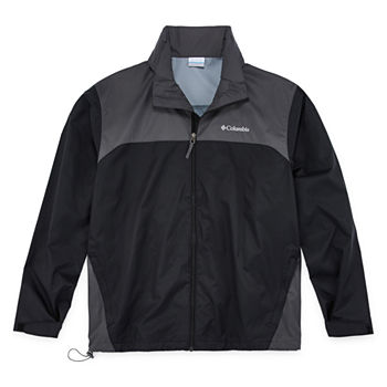 Columbia Waterproof Lightweight Raincoat Big and Tall