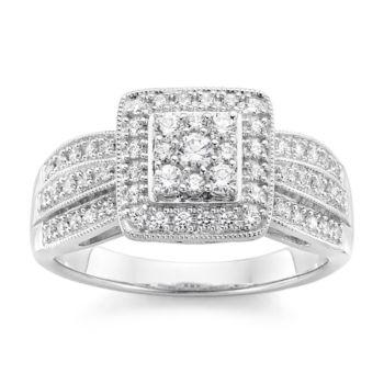 Diamond Bracelets Charm Braclets & Bangles JCPenney