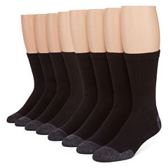 Xersion™ 8-pk. Crew Socks - Big & Tall