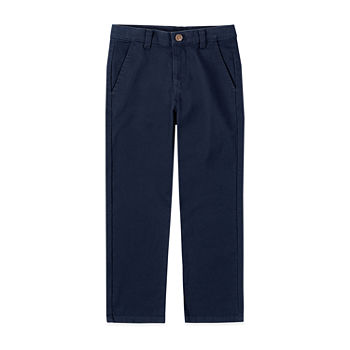 IZOD Little & Big Boys Flat Front Pant