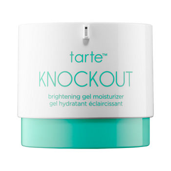 tarte knockout brightening gel moisturizer