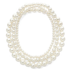 Decree Womens 3-pc. Necklace Set