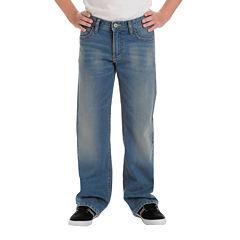 Lee® Sport Straight-Leg Jeans - Boys 8-20 and Husky