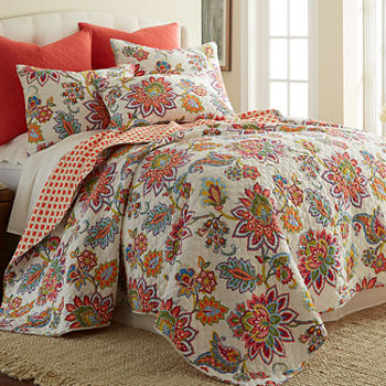 Levtex Quilt Sets Quilts & Bedspreads for Bed & Bath - JCPenney : jcpenney quilts on sale - Adamdwight.com