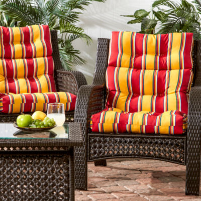 Patio Chairs With Cushions Navy Rondayco Patio Chair Cushions