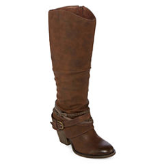 Pop Destiny Womens Riding Boots