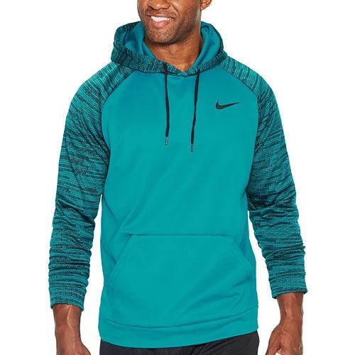 Nike Long Sleeve Thermal Hoodie-Big and Tall