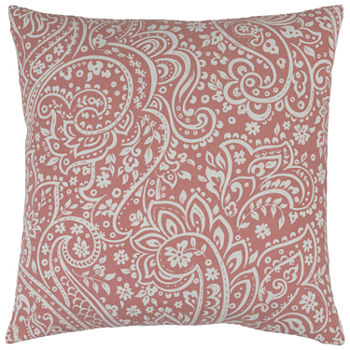 Down Filled Pink Pillows Throws For The Home JCPenney Stunning Down Filled Decorative Pillows