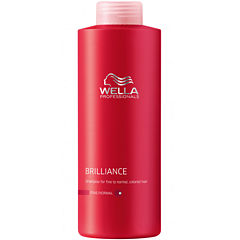 Wella® Brilliance Shampoo - Fine to Normal - 33.8 oz.