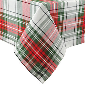4874 - Christmas Plaid Table Runner