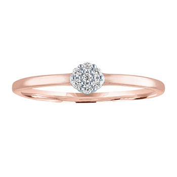 Rose Gold Rings | Wedding, Engagement & More - JCPenney