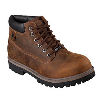 95c06985f9a977 Mens Boots: Chukkas, Leather & Dress Boots for Men - JCPenney