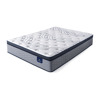Serta® Perfect Sleeper® Elmcrest Plush Pillowtop - Mattress Only