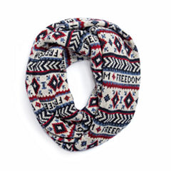 Muk Luks Freedom Loop Knit Cold Weather Scarf