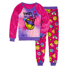 Jelli Fish Kids Twosie Set 2-pc. Pajama Set Girls