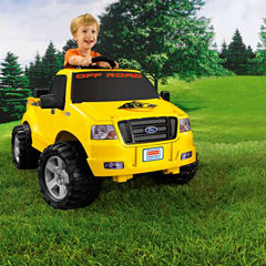 Mattel Fisher-Price Power-Wheels F150 - 6V