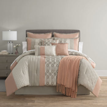 Full Comforter Sets Shop Jcpennney Save Enjoy Free Shipping