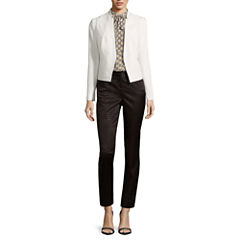 Worthington® Notch-Collar Jacket, Sleeveless Tie-Neck Blouse or Slim-Fit Ankle Pants