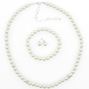 Asstd Private Brand Womens 2-pc. Brass Jewelry Set
