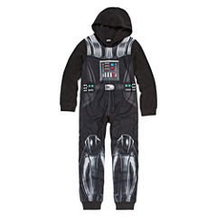 Darth Vader One Piece Pajama- Boys