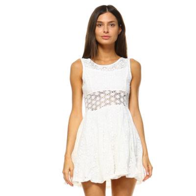 Mark white dresses for women