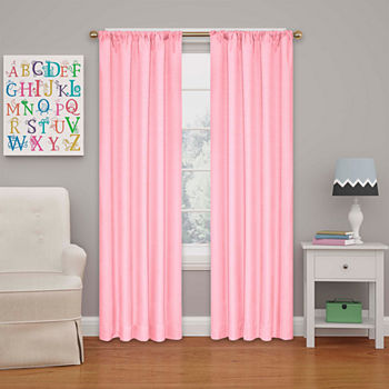 Blackout Pink Curtains & Drapes for Window - JCPenney