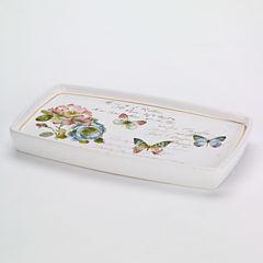 Avanti Butterfly Garden Vanity Tray