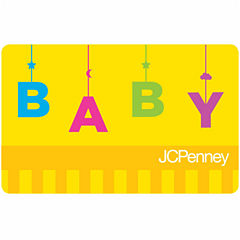 Baby Mobile Gift Card